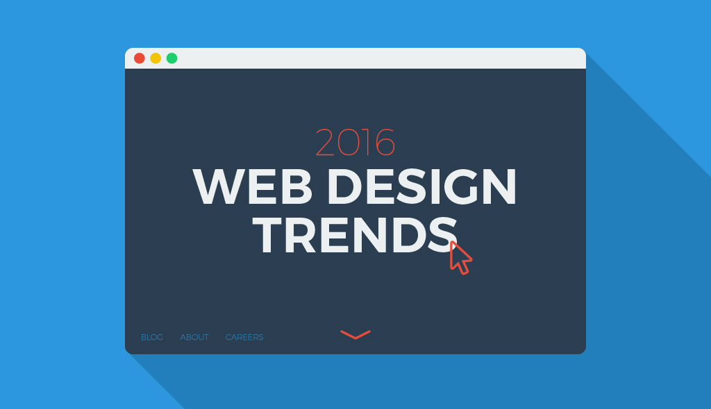 Current Web Design Trends